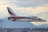 N139BJ @ LSV - Aero Vodochody L-39 Albatros  C/N 430218, N139BJ