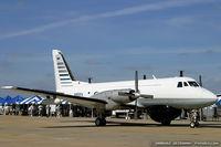 N185PA @ KNTU - Grumman G-159 Gulfstream 1  C/N 26, N185PA