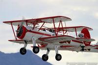 N805RB @ LSV - Boeing A75N1(PT17) Stearman  C/N 75-2729, N805RB