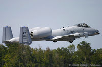 80-0223 @ KNTU - A-10A Thunderbolt 80-0223 FT from 75th FS Tiger Sharks 23rd FW Pope AFB, NC - by Dariusz Jezewski www.FotoDj.com