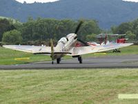 ZK-WDQ @ NZAR - on way to display - by magnaman