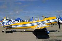 N12XX @ KNTU - Yakovlev (Aerostar) Yak-52TW  C/N 112232, N12XX