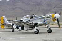 N151HR @ KLVS - North American P-51D Mustang Dakota Kid II  C/N 12241064, N151HR