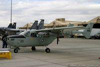 N5152D @ KLVS - Cessna O-2A Super Skymaster C/N 337M-0169, N5152D