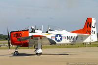 N65491 @ KNTU - North American T-28B Trojan  C/N 138245, N65491