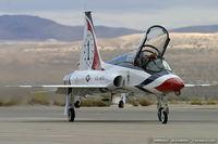 N38MX @ KLVS - Northrop T-38 Talon (ex NASA N5784NA) C/N N.5784, NX38MX