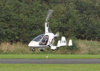 D-MCIM @ EDWF - Landing at Leer airport