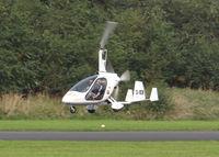 D-MCIM @ EDWF - Landing at Leer airport - by Jack Poelstra