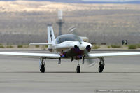N8190R @ KLVS - Lancair 360 Unleashed  C/N 080275, N8190R