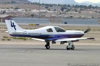 N8190R @ KLVS - Lancair 360 Unleashed  C/N 080275, N8190R
