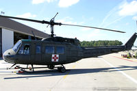 74-22425 @ KNTU - UH-1H Iroquois 74-22425  from 121st MedCo  Dobbins AFB, GA