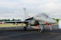 341 @ LFSI - Dassault Rafale B, Static display, St Dizier-Robinson Air Base 113 (LFSI) Open day 2017 - by Yves-Q