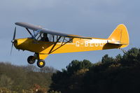 G-BEUU @ X3CX - Landing at Northrepps. - by Graham Reeve