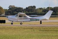 N233MG @ ORL - Cessna R182