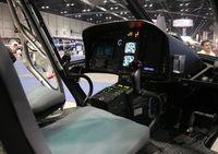 N234BH - AS350 at NBAA Orlando - by Florida Metal