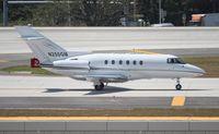 N250GM @ FLL - Hawker 800XP