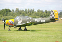 D-EARY - Seen Barton City Airport - by EGCV Images