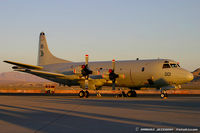 161001 @ KLVS - P-3C Orion 161001 PJ-001 from VP-69 Totems  NAS Whidbey Island, WA