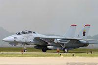 162912 @ KNTU - F-14B Tomcat 162912 AG-201 from VFA-11 Red Rippers  NAS Oceana, VA - by Dariusz Jezewski www.FotoDj.com