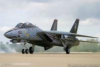 163414 @ KNTU - F-14D Tomcat 163414 AD-163 from VF-101 Grim Rippers  NAS Oceana, VA - by Dariusz Jezewski www.FotoDj.com
