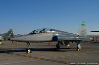 63-8175 @ KLVS - T-38C Talon 63-8175 MY from 49th FTS Black Knights 12th FTW Randolph AFB, TX