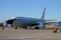 64-14842 @ KLVS - RC-135V Rivet Joint 64-14842 OF from 38th RS Hellcats 55th WG Offutt AFB, NE - by Dariusz Jezewski www.FotoDj.com