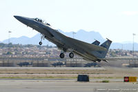 83-0048 @ KLVS - F-15D Eagle 83-0048 FF from 71st FS Iromen 1st FW Langley AFB, VA