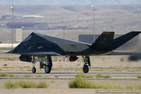 86-0837 @ KLVS - F-117A Nighthawk 86-0837 HO from 8th FS Black Sheep 49th FW Holloman AFB, NM - by Dariusz Jezewski www.FotoDj.com