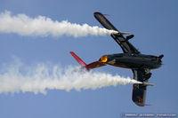 N117BR @ KNTU - PZL Mielec Lim-5 (MiG-17F)  C/N 1C1529, NX117BR