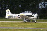 N194RR @ KNTU - North American T-28B Trojan  C/N 138194, NX194RR - by Dariusz Jezewski www.FotoDj.com
