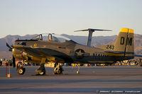N243DM @ KLVS - North American T-28C Trojan  C/N 140662, NX243DM