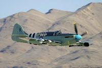 N518WB @ KLVS - Fairey Firefly AS.6  C/N F.8646, NX518WB