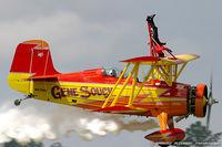 N7699 @ KNTU - Grumman G-164A Show Cat  C/N 1004 - Teresa Stokes and Gene Soucy, NX7699