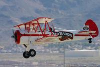 N803RB @ KLVS - Boeing A75N1(PT17) Stearman  C/N 75-1668, N803RB