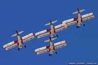N808RB @ KLVS - Boeing E75 PT-13D Kaydet  C/N 75-5055, N808RB