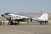 N101KC @ KLSV - Douglas DC-3C Rose  C/N 11639, N101KC