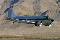N101KC @ KLVS - Douglas DC-3C Rose  C/N 11639, N101KC