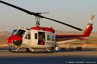 N233JP @ KLVS - Bell HH-1H C/N 70-2478, N233JP