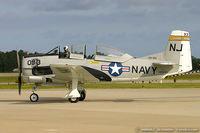 N240CG @ KLVS - North American T-28C Trojan  C/N 146240, N240CG