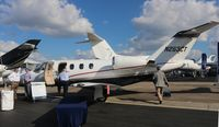 N263CT @ ORL - Citation 525