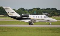 N264YU @ ORL - Citation M2