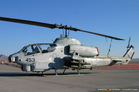 162537 @ KLVS - AH-1W Super Cobra 162537 QT-453 from HMLAT-303 Atlas  MACS Camp Pendleton, CA