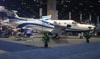 N271SS - PC-12 at NBAA Orlando