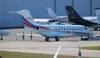N285EM @ DAB - Gulfstream 280