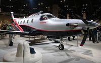 N285KT - PC-12/47E at NBAA Orlando