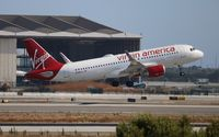 N286VA @ LAX - Virgin America