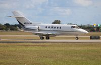 N295JM @ ORL - Hawker 800XP