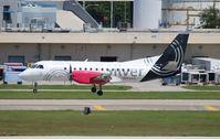 N304AG @ FLL - Silver Airways