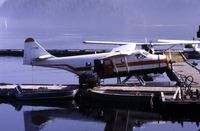 C-FEIM @ N/A - Photo taken in Prince Rupert, B.C., May 1980 - by Patrick Gillespie