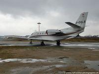 D-CXLS @ EDDK - Cessna 560XL Citation XLS+ - AHO Air Hamburg Private Jets - 560-6027 - D-CXLS - 07.03.2016 - CGN - by Ralf Winter
